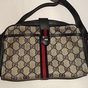 1983 Gucci Accessories Collection crossbody purse